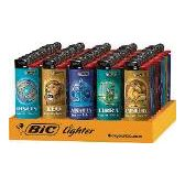 150 Units of Bic Cigarette LIghters Astrology - Lighters