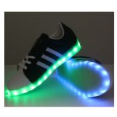 18 Units of LED SHOES KIDS MIX SIZE ( 18 PAIRS )