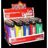 300 Units of Cigarette Neon LIghters
