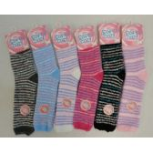 60 Units of Womens Super Soft And Warm Fuzzy Socks And Boot Socks