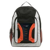 20 Units of 16.5 inch Mid-Size Cool Backpack For Kids, Bulk Case of Orange