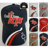 48 Units of GOD GIVES HOPE Hat