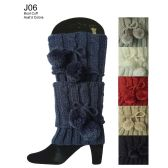 48 Units of Lace Boot Cuff