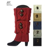 48 Units of Button Design Boot Cuff