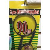 60 Units of Magnifying Glass 2pc - Magnifying  Glasses