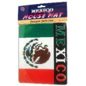 144 Units of MEXICO MOUSE PAD - COMPUTER ACCESSORIES