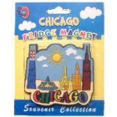 300 Units of Chicago Fridge Magnet