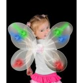 24 Units of LED Butterfly Wings - Multicolor