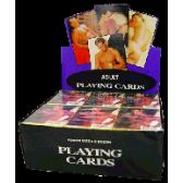 144 Units of NUDE CARD - MEN - CARD GAMES (NON POKER)