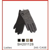 48 Units of Lady's Touch Glove - Conductive Texting Gloves