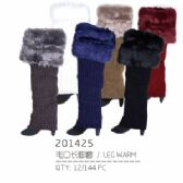 60 Units of Lady's Assorted Boot Cuff