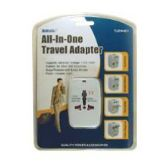 36 Units of TRAVEL ADAPTER - ADAPTRS/COUPLERS/JACKS/OUTLETS