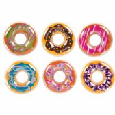 72 Units of Donut Keepsake Eraser