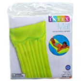 """24 Units of 72""""X30"""" NEON FROST AIR MATS IN PEGABLE POLY BAG, 3 ASSRT - Inflatables"""