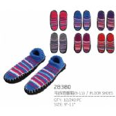144 Units of Men's Assorted Color Slippers - Men's Slippers