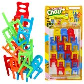 96 Units of Balance Chair Games - Dominoes & Chess