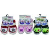 72 Units of Baby Slippers - Baby Accessories