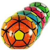 48 Units of Official Size Geodesic Soccer Balls - Balls