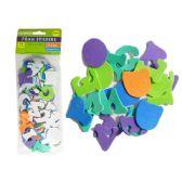 """144 Units of Foam Sticker 100pc 1.18"""" Tall - Craft Kits"""