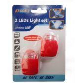 96 Units of 2PC LIGHT SET - LIGHTBULBS