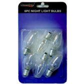 96 Units of 6PC 4 WATT NIGHT LIGHT BULBS - Lightbulbs