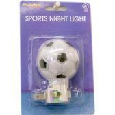 96 Units of SPORTS NIGHT LIGHT ASST STYLE