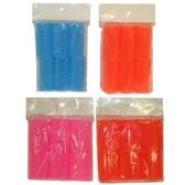 240 Units of 6PC VELCRO ROLLER 2.6X6.3CM - Hair Rollers
