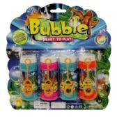 96 Units of 4 PIECE BUBBLE - Bubbles