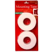 288 Units of 2 PACK MOUNTING TAPE 5 YARD - Table Cloth