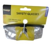 96 Units of SAFETY GLASSES