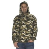 24 Units of ADULT CAMO (WOODLAND) SWEATSHIRT