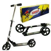 6 Units of Big Wheel Black Scooters - Biking