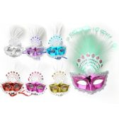 96 Units of Masquerade LED Light Mask - Costumes & Accessories