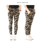 24 Units of Ladies Camo Print Pants - Womens Pants