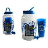24 Units of Water Dispenser+4pc Tumblers