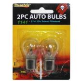 96 Units of 2PC AUTO BULB # 1141 TAIL LIGHT