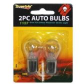 96 Units of 2PC AUTO BULB #1157 BRAKE LIGHT