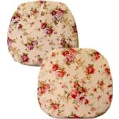 96 Units of CHAIR CUSHOIN ASSORTED FLOWER STYLE