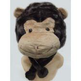 36 Units of Gorilla Animal Winter Hat