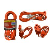 48 Units of 6 Foot Outdoor Extension Cord - Chargers & Adapters
