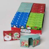 96 Units of Gift Card Holder Christmas - Christmas Gift Bags and Boxes