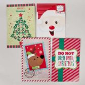72 Units of Gift Box 2pk Robe Christmas