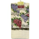 120 Units of ASSTED PRINTED KITCHEN TOWEL 15x25 IN