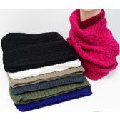 36 Units of Infinity Scarf - Winter Scarves