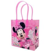 144 Units of SMALL MINNIE PLASTIC GIFT BAG
