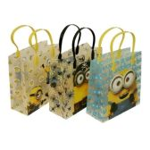 144 Units of MEDIUM MINIONS GIFT BAG