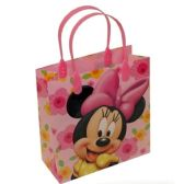 144 Units of MEDIUM MINNIE PLASTIC GIFT BAG