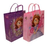 144 Units of LARGE SOFIA PLASTIC GIFT BAG