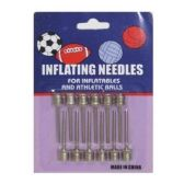 288 Units of 12 Piece Ball Inflating Needles - Screwdrivers and Sets