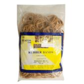 100 Units of RUBBER BAND NATURAL 1LB - Rubber Bands